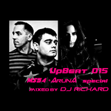 UpBeat015 Myon&Shane54 + Aruna Special mixed by DJ Richard