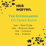 Nick Warren - 'The Soundgarden'  (December 2016)