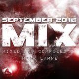 Herr Lampe - September 2016 DJ Mix