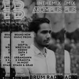 AKOMPLIS #InTheMix & NUVAMAN's Jungle Rinse // Brum & Bass show with Danny de Reybekill (09/11/2017)