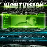 NightVision Techno Podcast - Episode 078 - January 2015