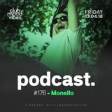 Club Mood Vibes Podcast #176: Monello