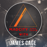 MadCity Live @ CorvinBar (2016-11-05) - James Cage