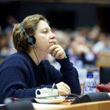 Eleonora FORENZA (GUE/NGL) candidate à la présidence du Parlement européen - Wunder Parlement - MNE