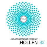 Agile Recordings Podcast 042 with Hollen