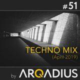 #51 - Techno Mix (April 2019)