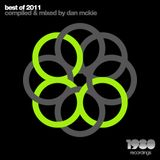 Best of 2011 - 1980 Recordings Mixed by Dan McKie // out 1st January 2012