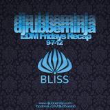 Club Bliss EDM Friday Recap - September 7th 2012