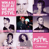 """We Are FSTVL 2014 DJ Competition"" JUNGLE/ DNB MIX BY MADD-ICE DJ MADDNESS & LENNIE-DE-ICE"
