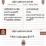 Hard Rock Hell Radio - The C60 Mixtape Show 14th November 2017