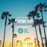 Ibiza Live Radio Dj Mix (Sunset Imagination) - Global House Session with Marga Sol