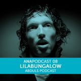 ANAPOD#08 LILABUNGALOW abduls podcast