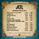 TomorrowWorld 2015 | ATL Stage | Bill Berdeaux.
