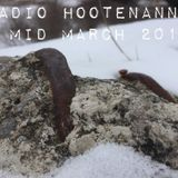 Radio Hootenanny HR2 Mid March 2017