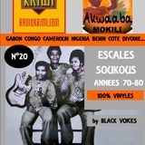 AKWAABA MOKILI N°20  spéciale soukous panafricain RADIO KRIMI