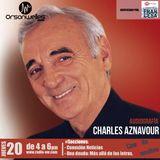 Conexión Francófona - 20-10-2016 - Audiografía Charles Aznavour