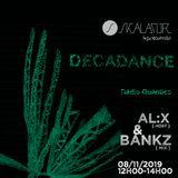 Decadance #38 by Skalator Music feat Alx & Bankz 09.11.2019