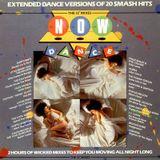"""Now Dance - The 12"""" Mixes (1985 vinyl compilation LP)"""