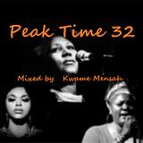 Peak Time Club Mix_32 Mixed By Kwame Mensah