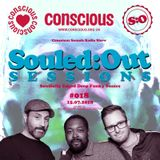 SOULED:OUT SESSIONS #018 - Conscious Sounds Radio