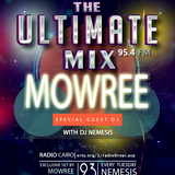Nemesis - The Ultimate Mix Radio Show on 95.4 FM 23/12/2014 (Guest Mowree)