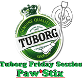 Tuborg Friday Sessions @ The Voice - Paw'Stix