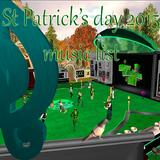 DJ PJ : Saint Patrick's Day 2015 : (theme event at LCC : 17-03-2015)