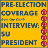 Interview: Students' Union President