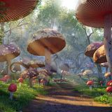 Forest Whispers @ Trip In The Forest Mushroom ॐ