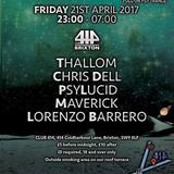 Psyrythmix April 21st 2017