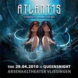 Thanoz - Live @ Atlantis 29 April 2010 (Queensnight)