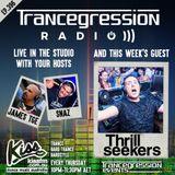 The Thrillseekers Pt.2 on Trancegression 396 Kiss Fm Dance Music Australia 22/9/16