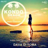 Kondo Beach - Compiled & mixed by Dava Di Toma - July17