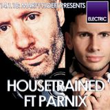 Marty Hoeft - #HOUSETRAINED - 14.1.18 with an Exclusive Mix By Parnix