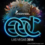 Headhunterz @ EDC Las Vegas 2014