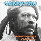 Yabby You 'Prophet Records' vv.aa