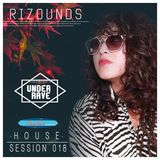 RIZOUNDS (SESSION 018) set live Pacífico_coapa