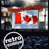 Retro Roadshow/Popstars & Icons - Live 2 Web - SATURDAY July 16th, 2016 - Canada Day Bash