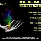 Retro Trance & Dance (Retro is not DEAD 30.05.2012)