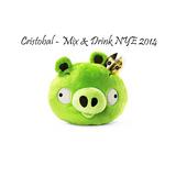 Cristobal - Live @ Mix & Drink NYE 2014.12.31 Bük