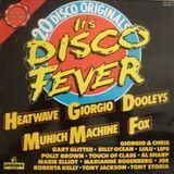 It's Disco Fever