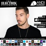 Electrik Playground 8/7/17 inc Denney Guest Session