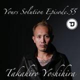 Takahiro Yoshihira. present Your Solution.Episode.No55