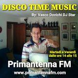 Disco Time Music - #241 (2020) - Primantenna FM