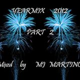 Yearmix 2012 Mixed by MJ MARTINO PART 2