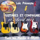 guitares et compagnie 15 Avril 2014