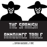 Jumping Over A Super Target - The Spanish Announce Table - Episode 228