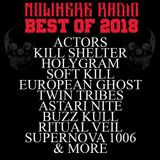 Best Of 2018. Post-Punk, Darkwave, Coldwave, Goth & Industrial