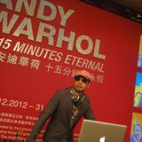 Andy Warhol Exhibition Cocktail Party (Part 1) 2013-01-31
