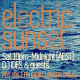 DJ Ides mix (Electric Sunset radio - 15 October 2016)